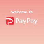 ペイペイ(PayPay)やってみた2019/07/09
